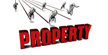 upgrading: Better Property with a Business Team Racing Concept