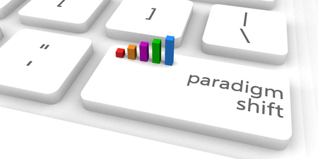 keyboards: Paradigm Shift or Disruption as Concept