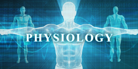 Fisiología como un campo de especialidad médica o departamento