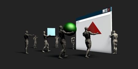 protocols: Internet Commerce and Electronic Browser Development Art