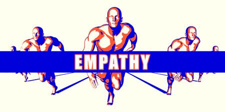 empatia: La empat�a como un ejemplo del arte Competici�n