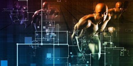 metodo cientifico: Ciencia ficción Futuristic resumen como un arte
