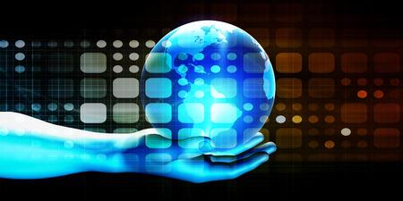 strategic advantage: Management Technology of Media in a Company Art