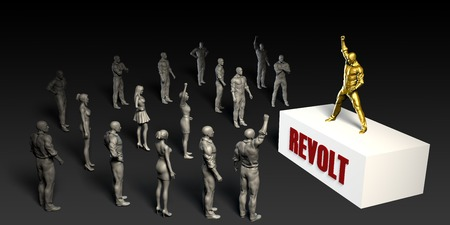 revolt: Revolt Fight For and Championing a Cause
