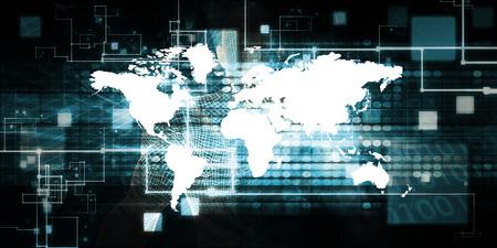 globalization: Globalization as an International Business Abstract Art