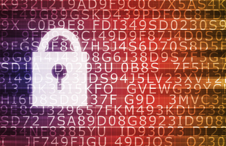 encrypted: Data Center Secure Servers as a Abstract Background