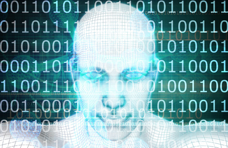 Artificial Intelligence or AI Software Logic as Concept