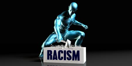 racismo: Deshacerse del racismo y eliminar el problema