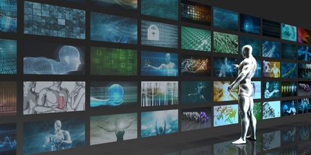 retrieval: Multimedia Tracking and Competitive Analysis of Entertainment Technology