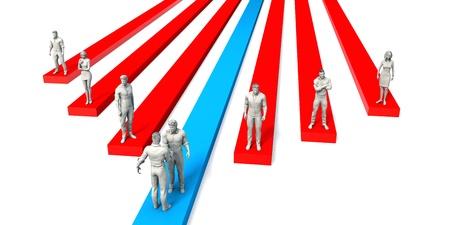 competencia: Vencer a la competencia en el sector como concepto estratégico