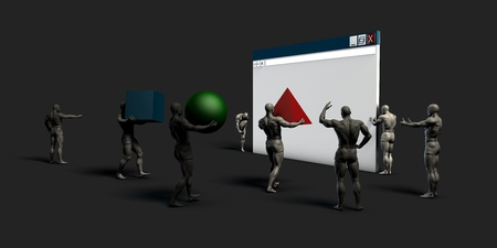 ftp: Internet Commerce and Electronic Browser Development Art