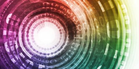 デジタル研究開発と科学技術の概念