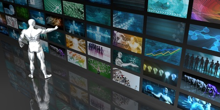 aggregator: Digital Data Management and Content Aggregation Concept