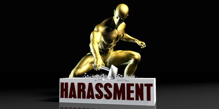 Eliminating Stopping or Reducing Harassment as a Concept