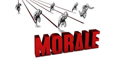 morale: Better Morale with a Business Team Racing Concept