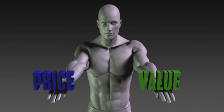 deciding: Price or Value as a Versus Choice of Different Belief