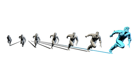 cohesive: Well Coordinated or Managed Team Working Together
