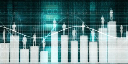 metrics: Staff Performance Appraisal with People Standing on Platform
