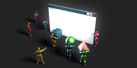 web services: Web Design Services and Business Website Development
