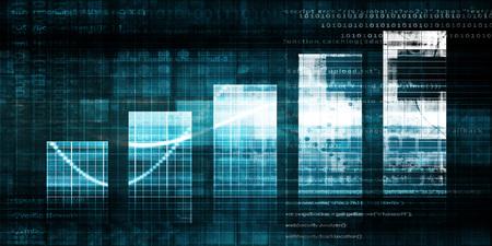 Technology Development and Project Planning Strategy Concept Фото со стока