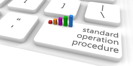 Standard Operation Procedure or SOP as Concept
