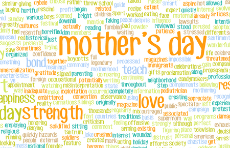 Mothers Day As a Special Day with Words