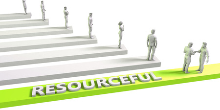 resourceful: Resourceful Mindset for a Successful Business Concept