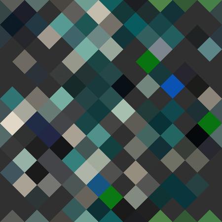 Seamless Block Abstract Background with Dynamic Digital Theme Art Фото со стока