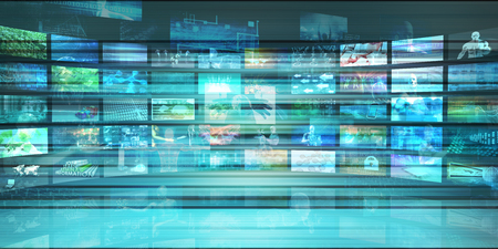 Multimedia Tracking en concurrerende analyse van Entertainment Technology