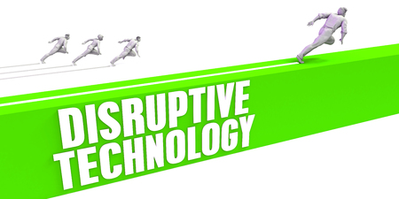Disruptive Technology as a Fast Track To Success