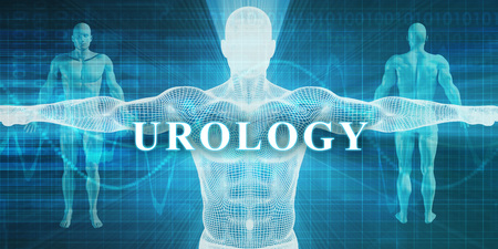 Urology as a Medical Specialty Field or Department Stock Photo