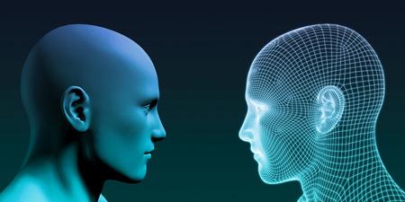 Uomo vs Macchina Concorrenza nel futuro