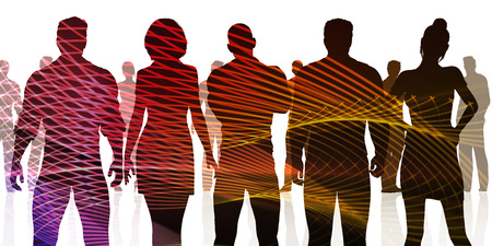 Efficient Teamwork as a Business Concept Background