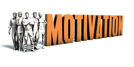 immediate: Business People Team Focusing on Improving Motivation as a Concept