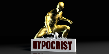 Eliminating Stopping or Reducing Hypocrisy as a Concept
