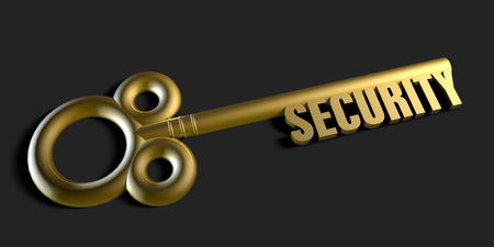Key To Your Security as a Concept