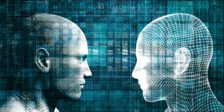 Código de ética en la tecnología como un concepto de negocio Foto de archivo - 82194718