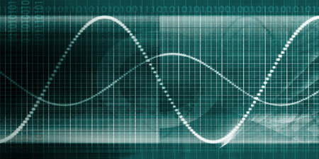 Science Technology Abstract Background as a Concept