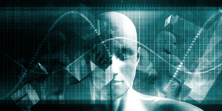 Medical Science Futuristic Technology as a Art
