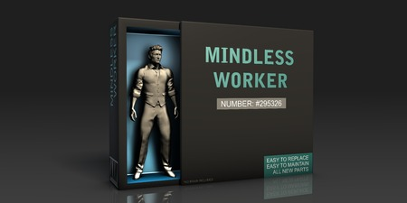 Mindless Worker Employment Problem and Workplace Issues