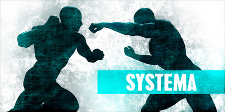 Systema Martial Arts Self Defence Training Concept