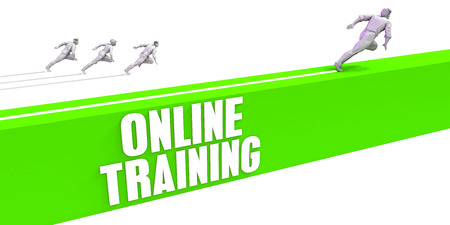 Online Training as a Fast Track To Success