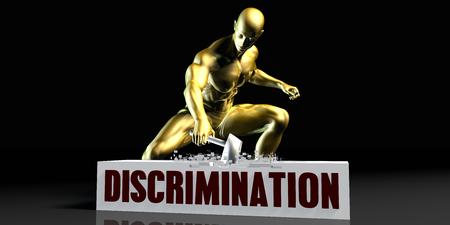 概念としての削減または停止の差別の撤廃