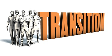 immediate: Business People Team Focusing on Improving Transition as a Concept