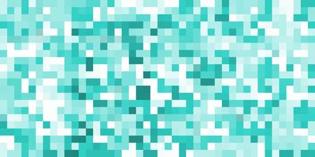 正方形のキューブとのシームレスなウェブサイト背景アート 写真素材