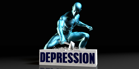 Get Rid of Depression and Remove the Problem