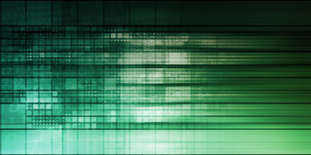 Abstract Pixel Background as a Creative Texture Pattern