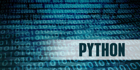 Python Development Language als een coderingsconcept