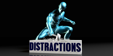 Get Rid of Distractions and Remove the Problem