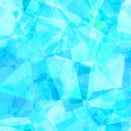 カラフルな水彩宝石柄のシームレスな背景アート 写真素材